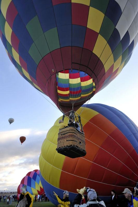 International Balloon Festival, Alberquerque NM
