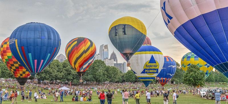 Atlanta Balloon Glow