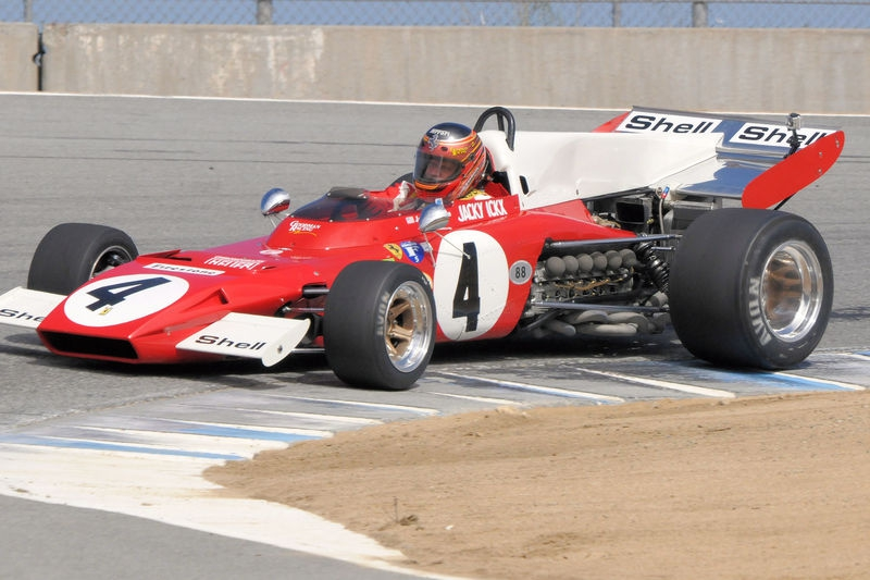 ex-Jacky Ickx Ferrari 312B2
