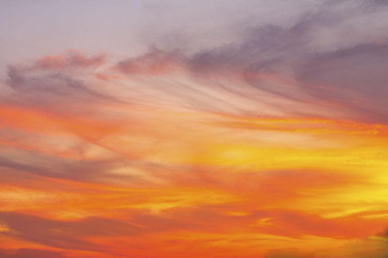 Sky of Santorini