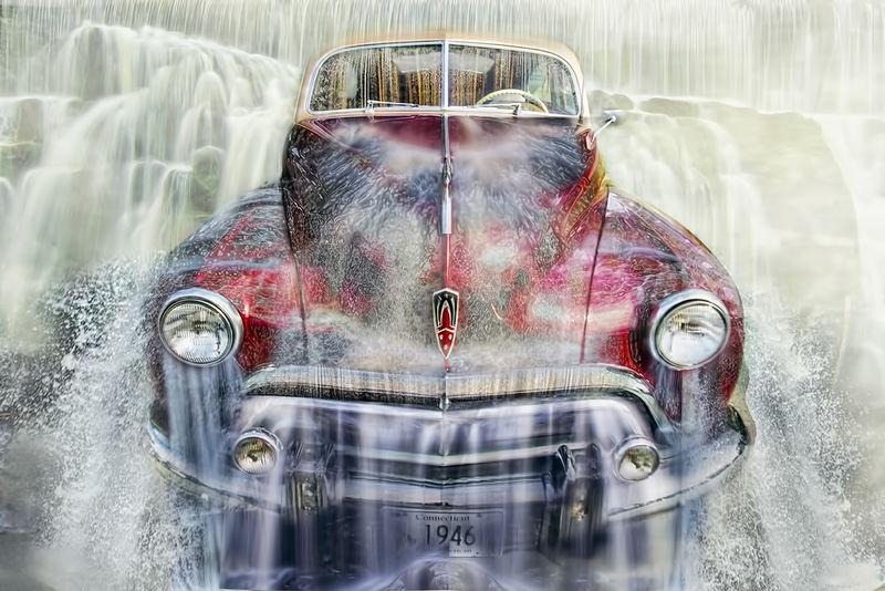 Organic Car Wash