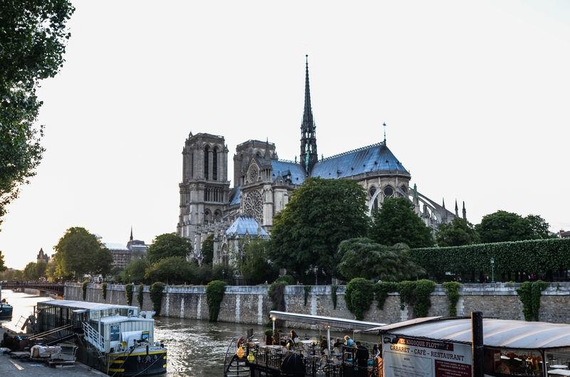 Eternal Notre Dame