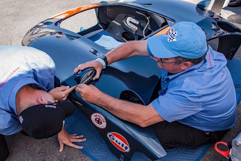 Laguna Seca raceway, Pre-Reunion Races, Minor Adjustments