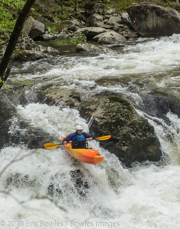 Rideing the Rapids