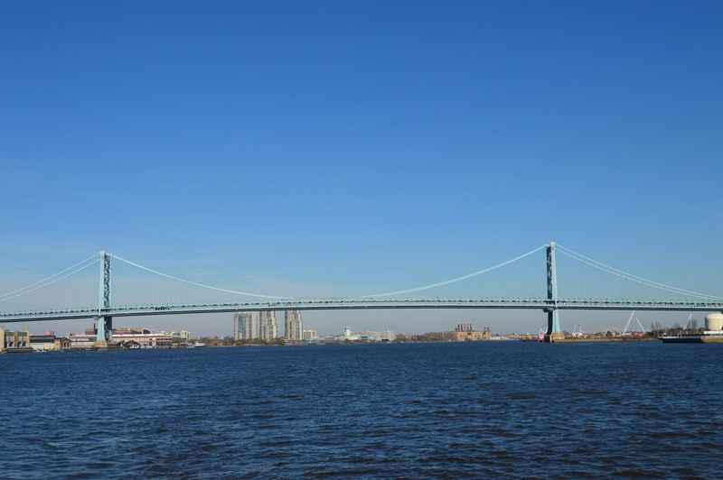 Philadelphia Walt Whitman Bridge