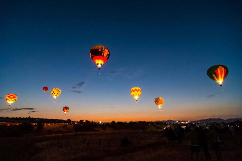 2017 Great Reno Balloon Race