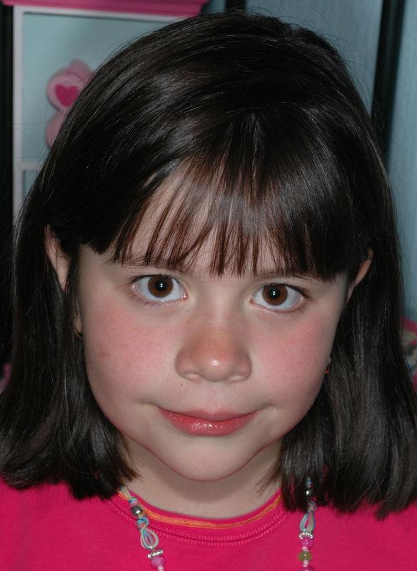 MARIANA, AGE 6