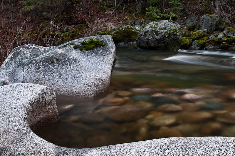 Shallow Water  - Merced River