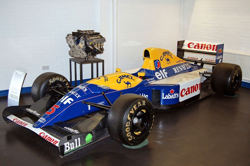 Williams FW-14B