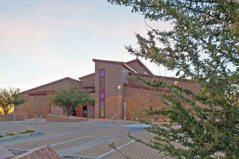 Yuma Admin. & Training Building