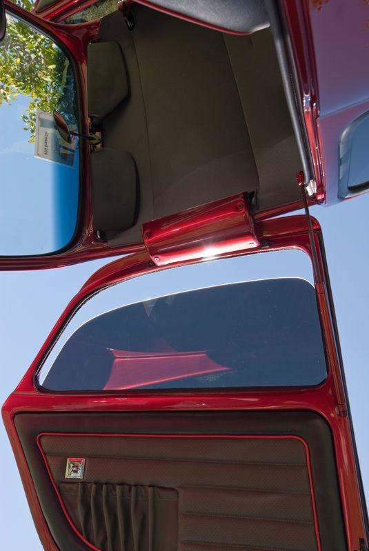 Volkswagon Gull Wing Beetle, Good Guys Car Show