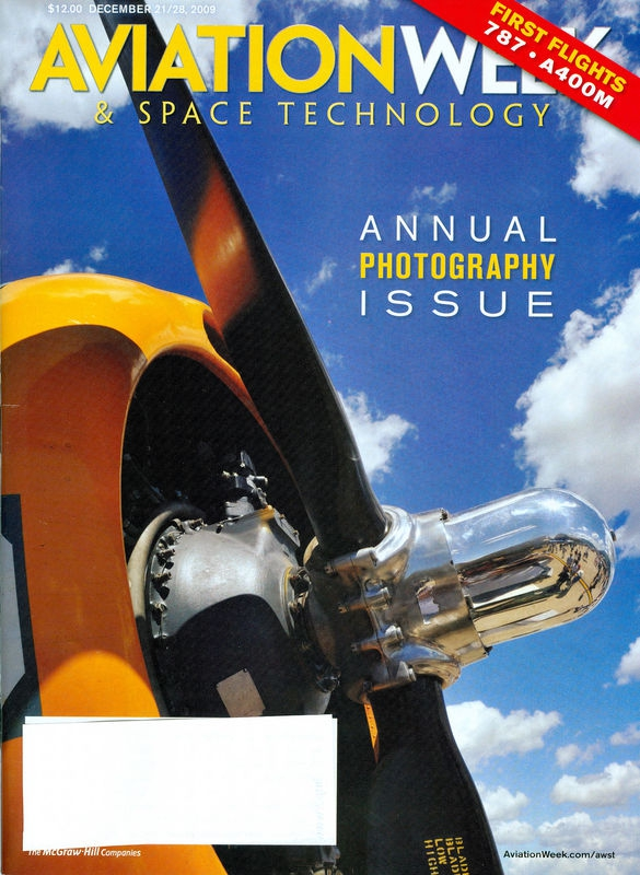 Aviation Week Cover