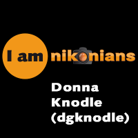 I Am Nikonians – Donna Knodle (dgknodle) Interview