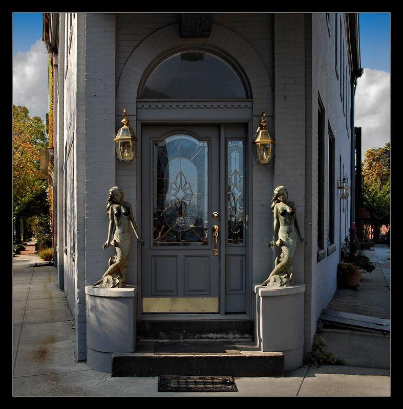 Mermaid Doorway