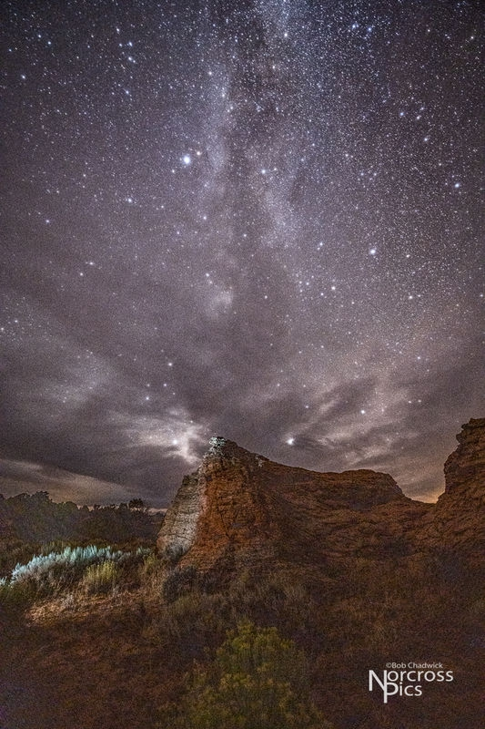 Milky Way over Marble Canyon