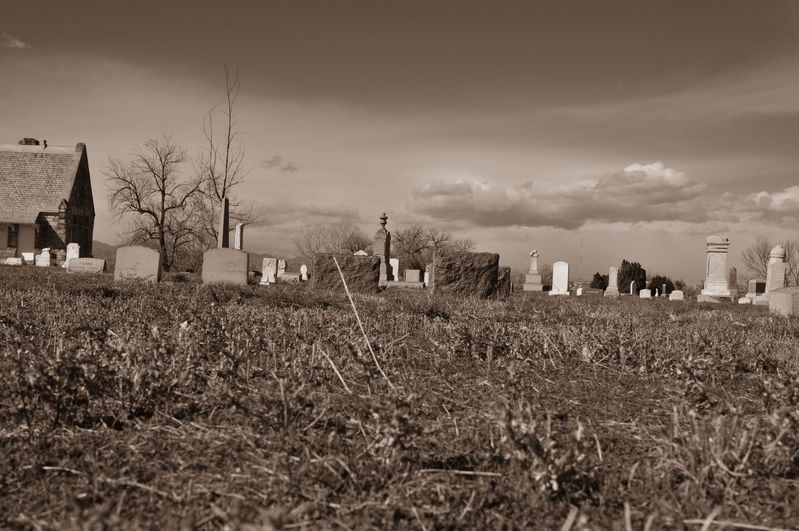Old cementery