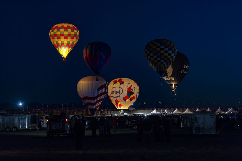 Dawn Patrol, Albuquerque