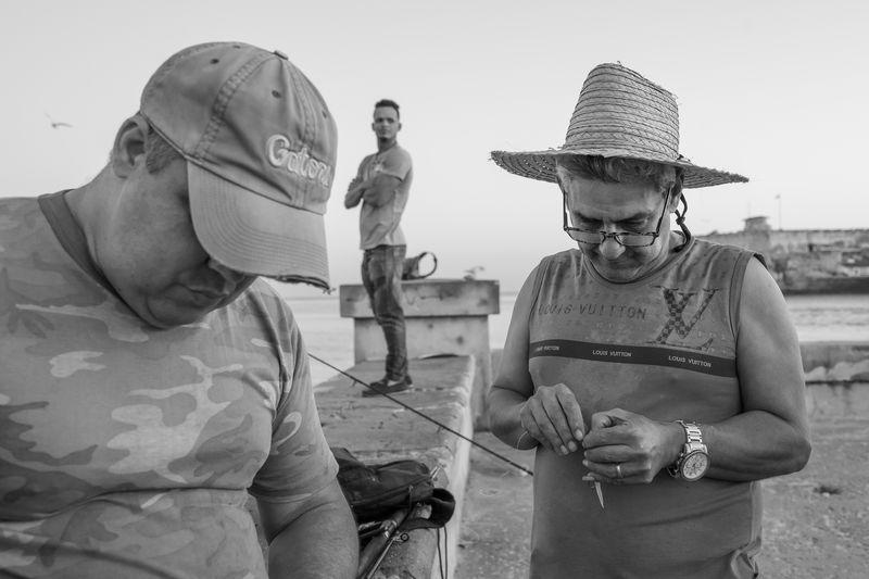 Scenes from Cuba