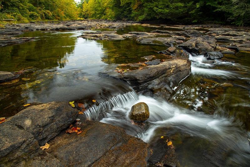 Lower Falls Salmon River