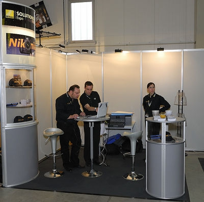 Nikon Solutions Expo - Cologne - Nikonian Booth