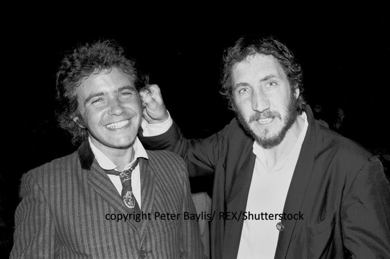 David Essex & Pete Townsend