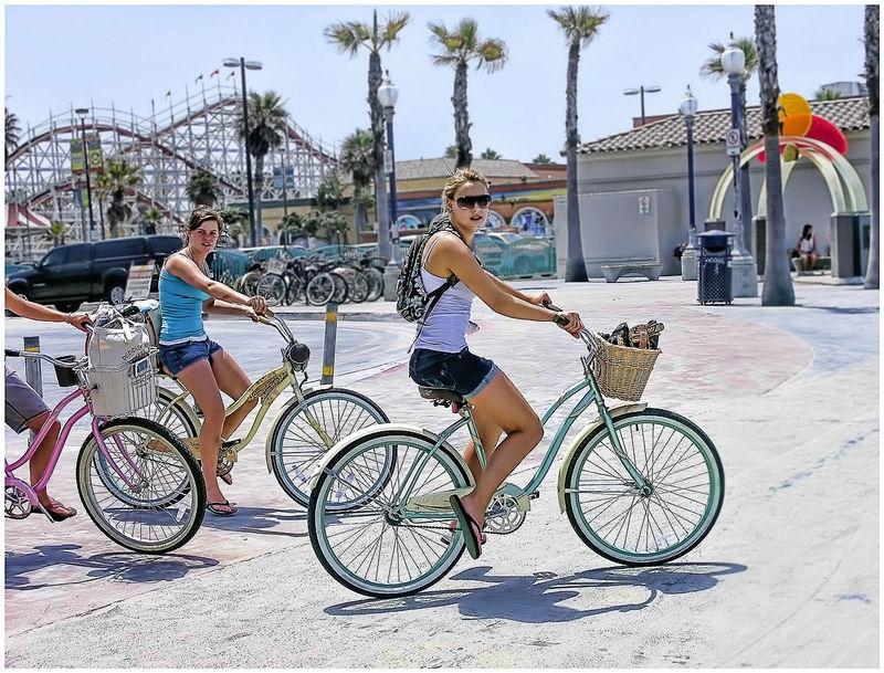 Beach Bicycle