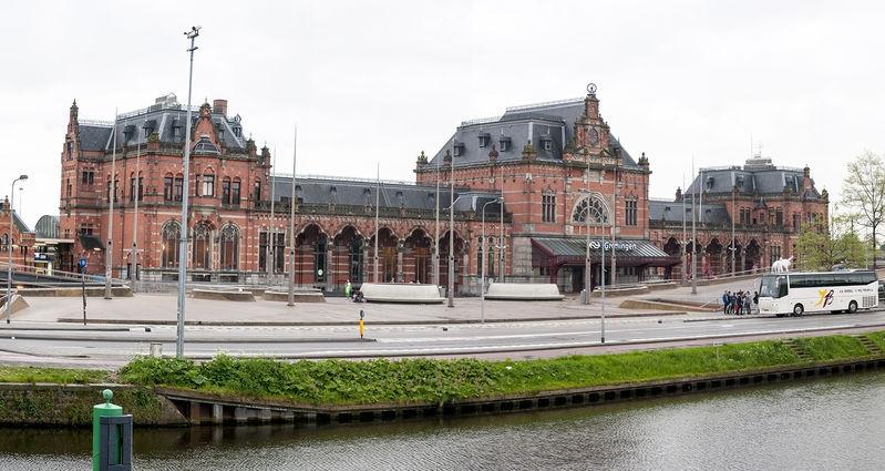Train station Groningen