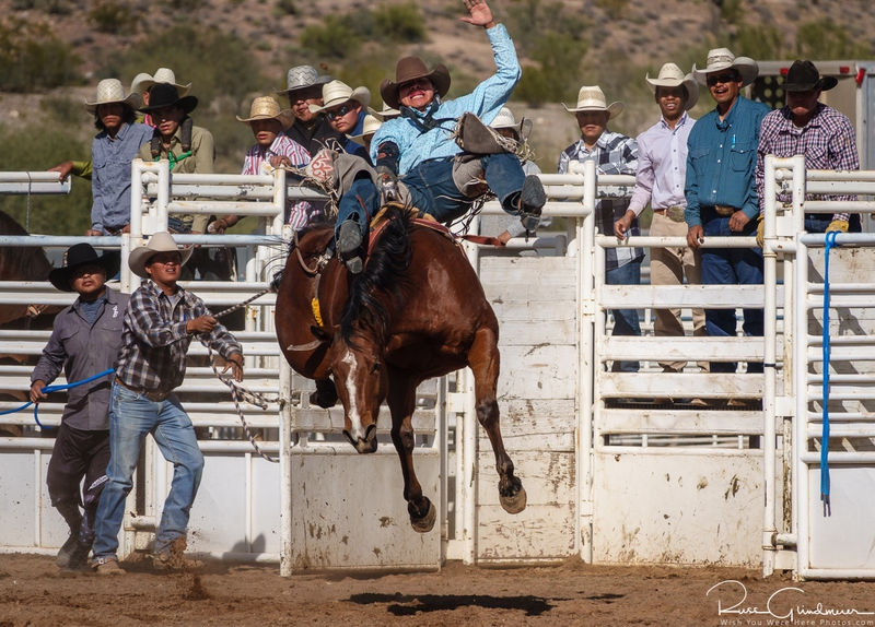 Orme Dam Victory Days Rodeo