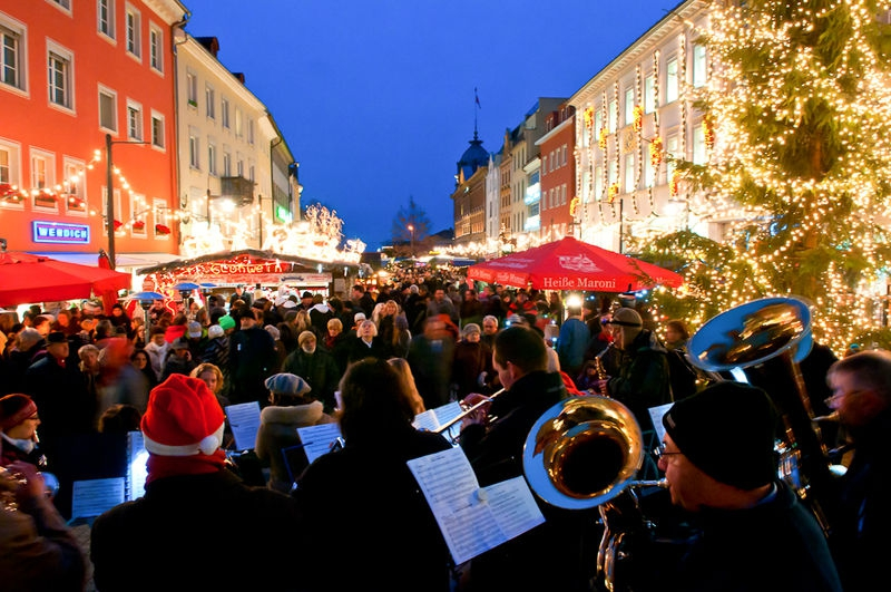 Christmas Market, Constance, Germany