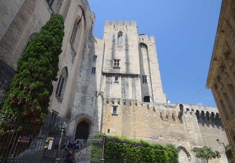 Palais du Papes,Avignon