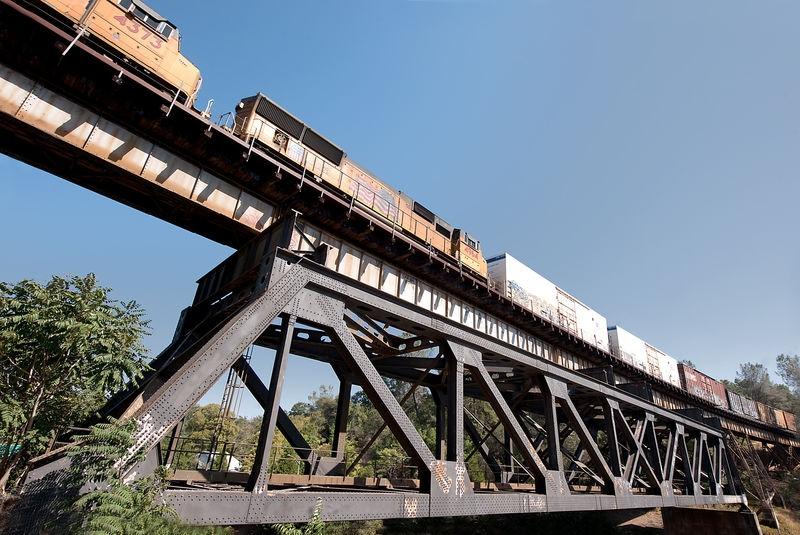 Union Pacific Railroad Bridge over Auburn Ravine