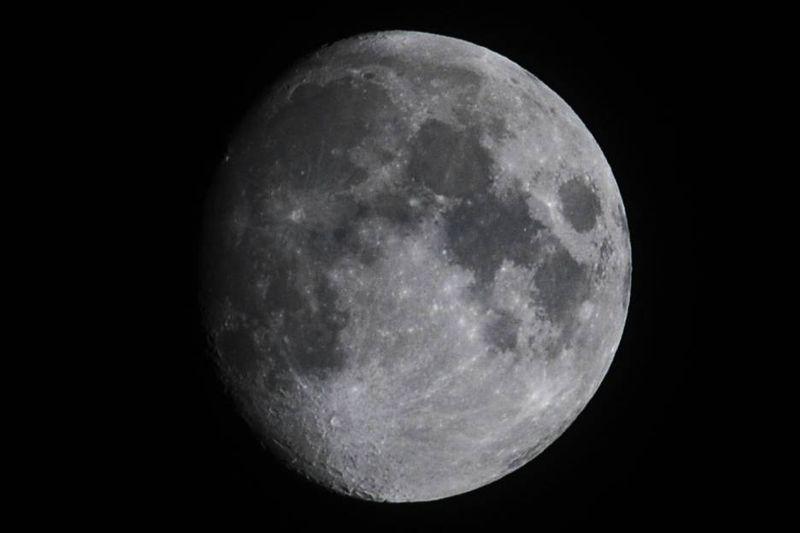 Full Moon nearly