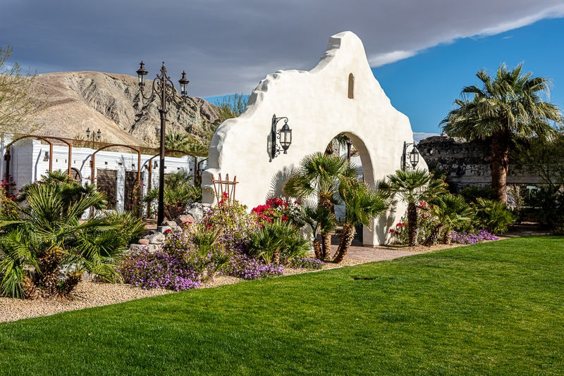 Gardens at Furnace Creek Inn