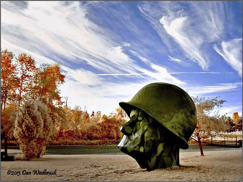 Unknown Soldier Sculpture
