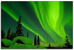 Alaska Winter Aurora (2pixels_short)
