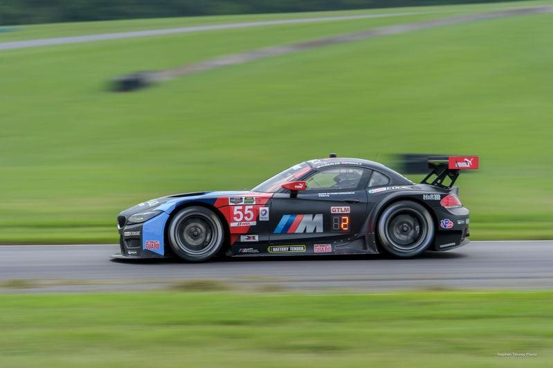 Rahal Letterman Lanagan Racing Z4 GTE