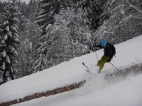 Nikon AW 100 im Test auf Wintersporttauglichkeit
