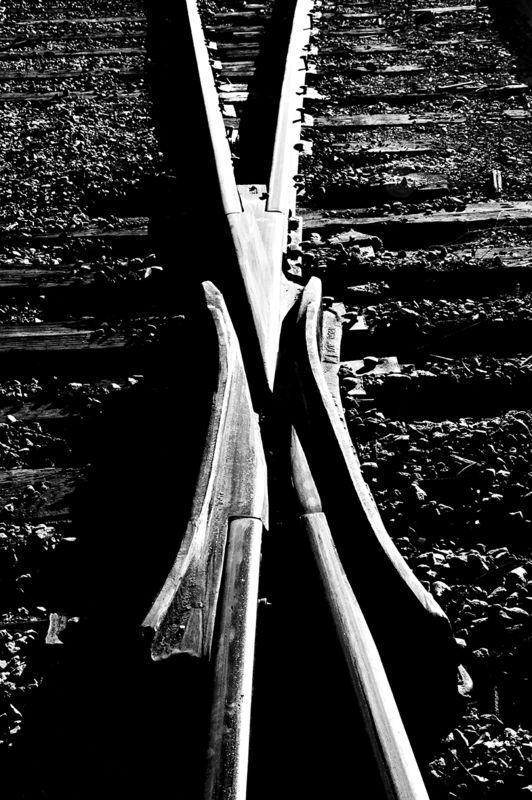 Railroad tracks #1