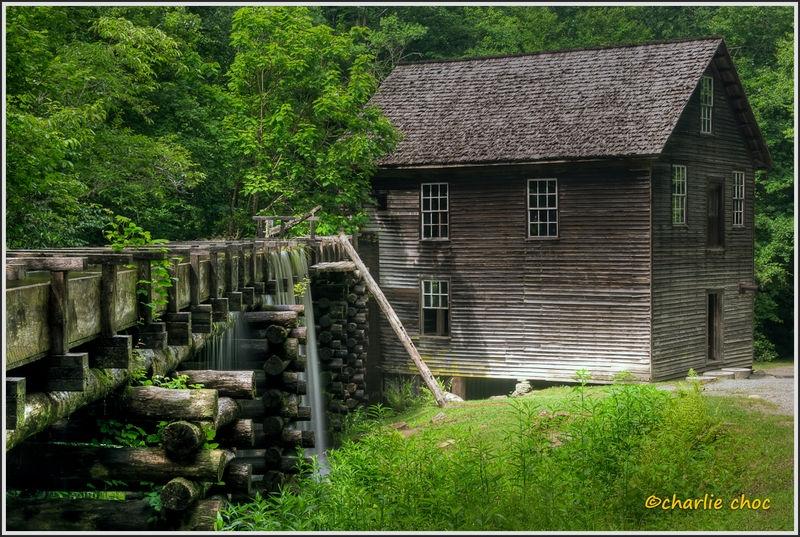 Mingus Mill HDR
