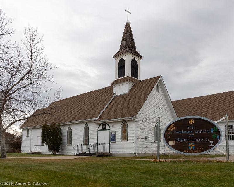 Christ Church, Fort Macleod, AB