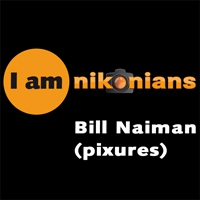 Bill Naiman (pixures), is another Nikonians member who helps to make the community what it is: friendly, helpful, encouraging, reliable and accurate. We proudly present him here and some of his work.