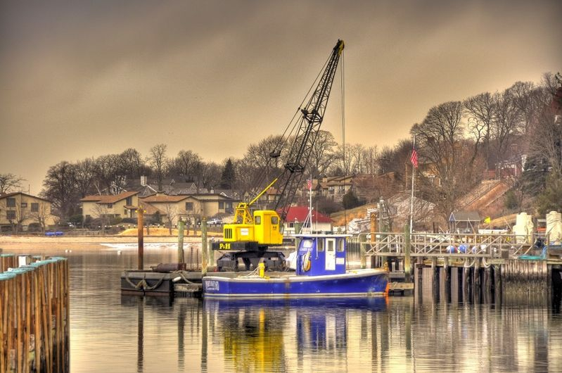 Northport work boats