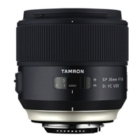 Tamron's new SP primes. Who will buy them?