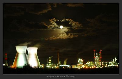The Industrial Moon.