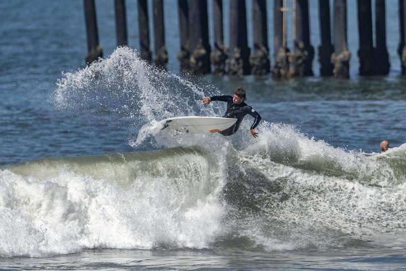Oceanside CA Pier, 5-24-2019