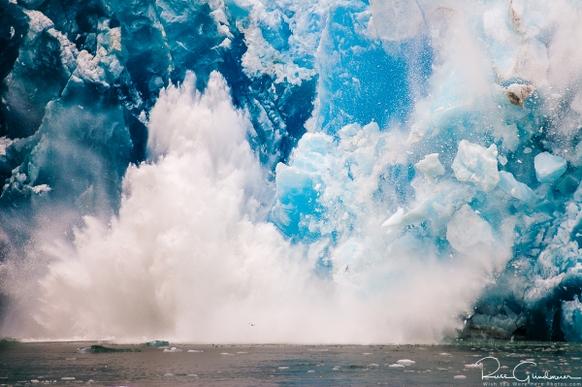 North Sawyer Glacier, Alaska