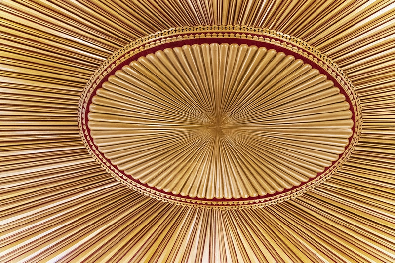 Manial Palace Ceiling, Cairo, Egypt
