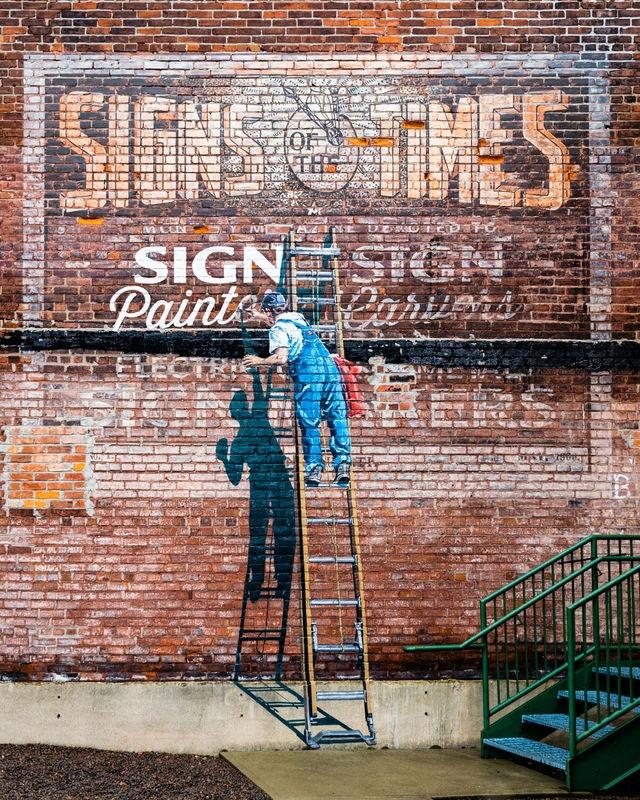 Sign Museum in Cincinnati