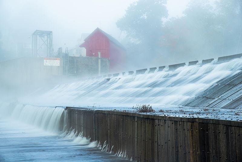 Greenville Dam