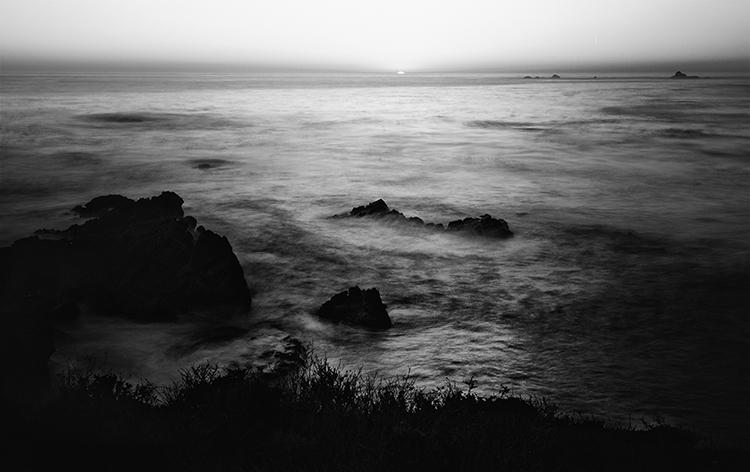 Point Lobos Last Light